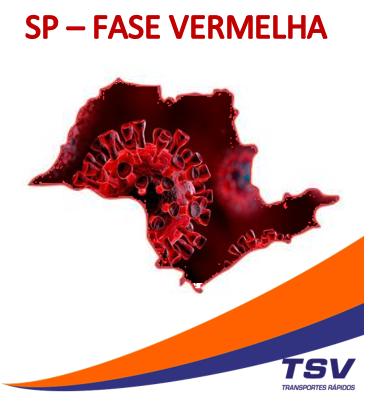 Estado de São Paulo ficará em lockdown no Natal e no réveillon