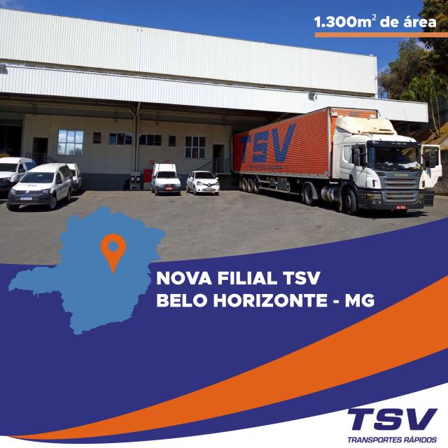 Conheça nossa nova unidade em Belo Horizonte-MG!